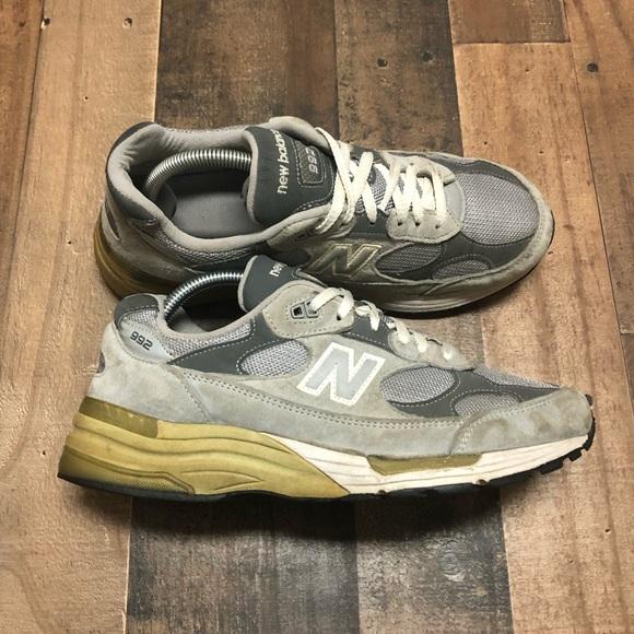meilleur site web 587f8 68bb5 New Balance 992 Men's Running Shoes